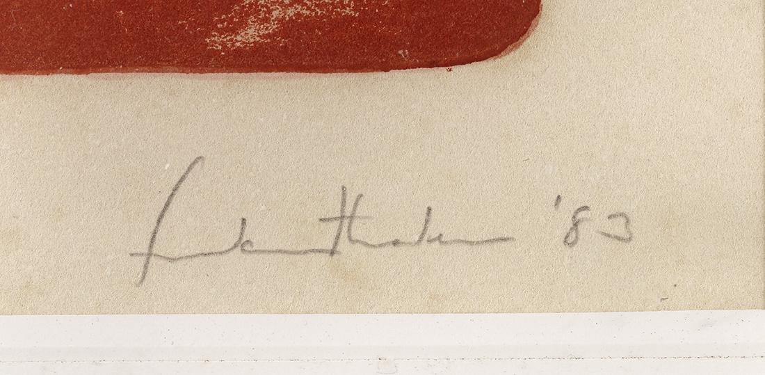 Helen Frankenthaler (US/New York, 1928-2011) - 2
