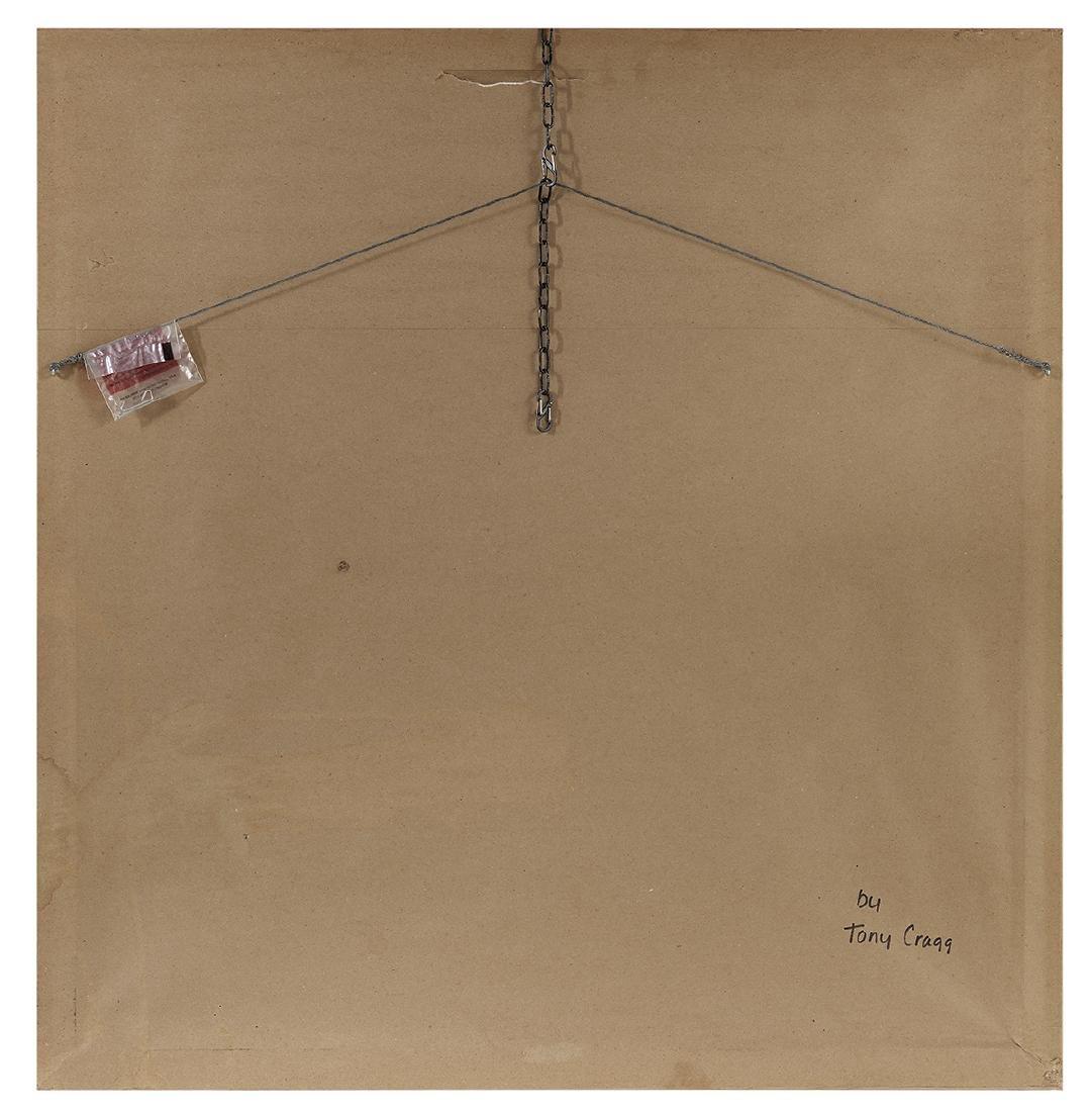 Tony Cragg (British, b. 1949) - 3