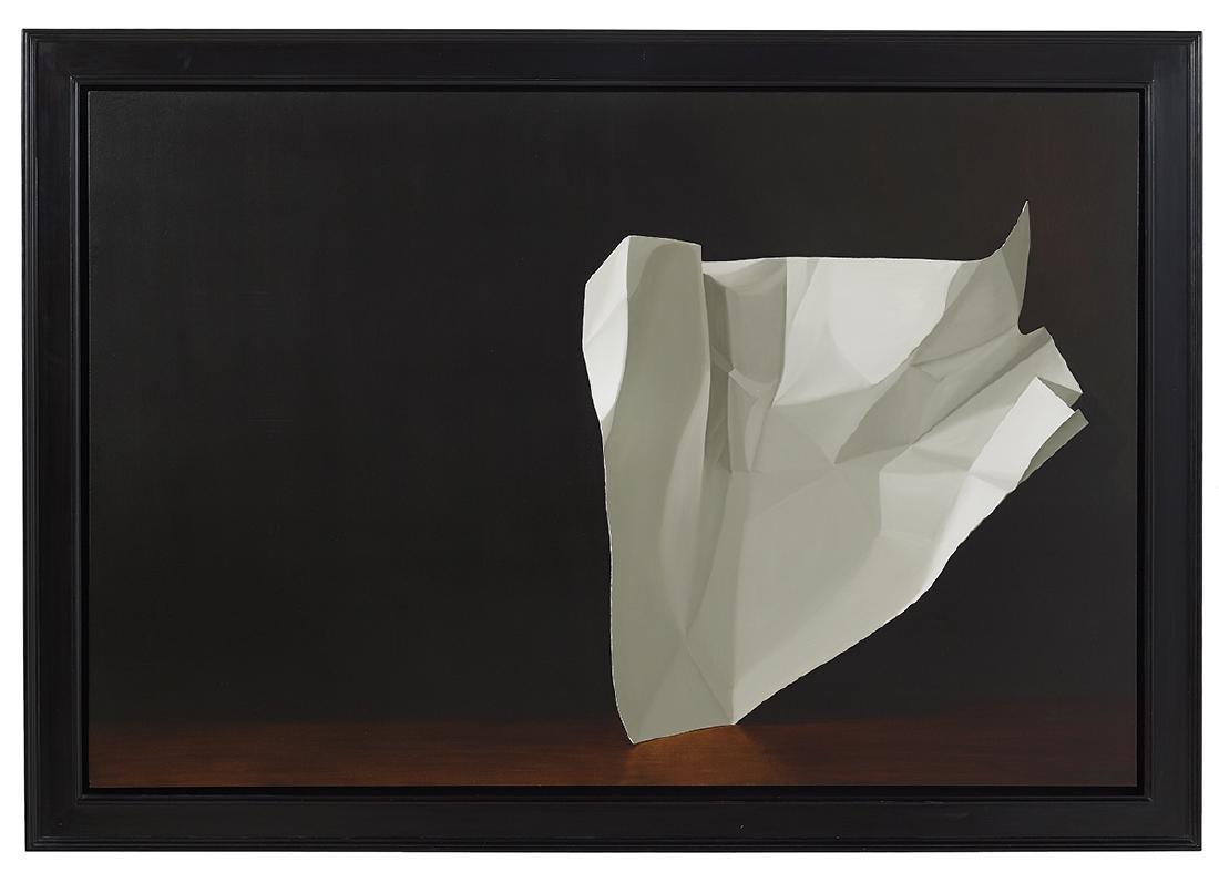Malcolm Rains (British/Canadian, b. 1947)
