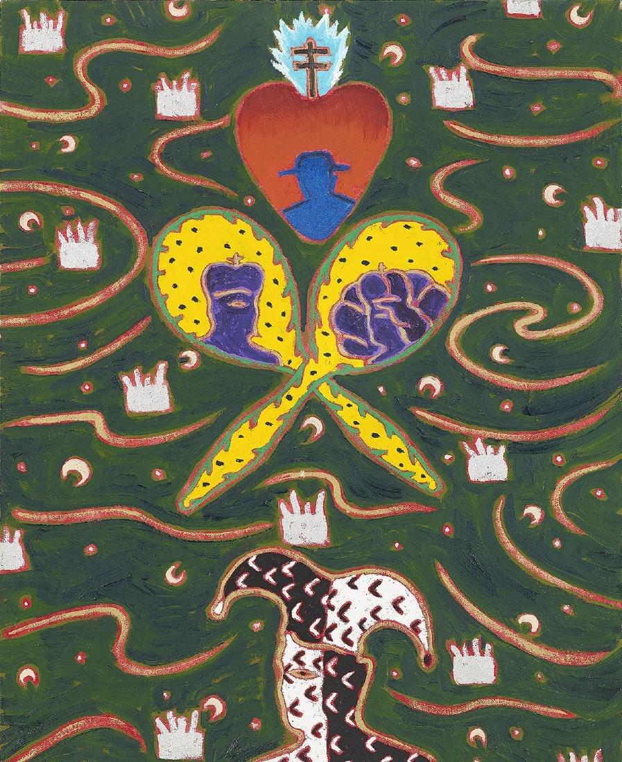 Francis Xavier Pavy (American/Louisiana, b. 1954)