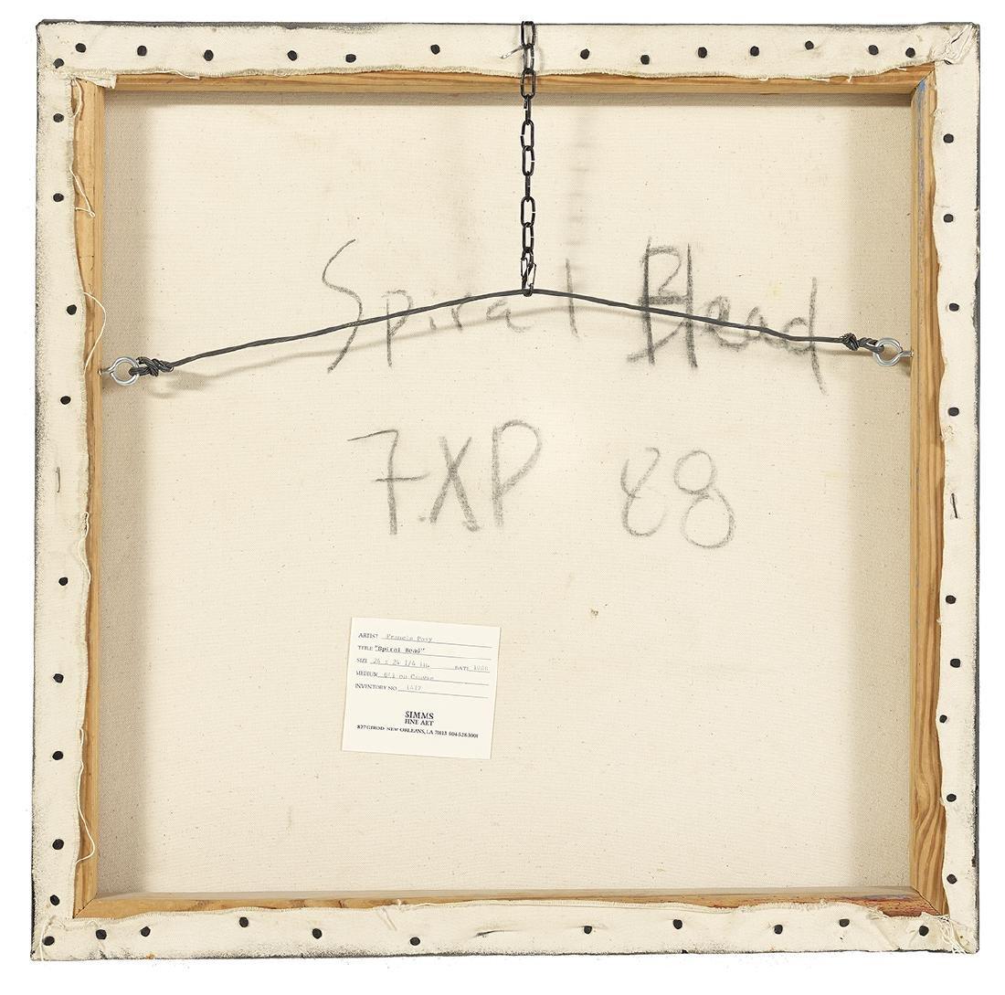 Francis Xavier Pavy (American/Louisiana, b. 1954) - 3