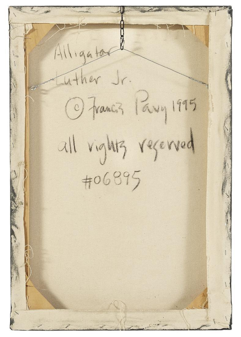 Francis Xavier Pavy (American/Louisiana, b. 1954) - 2