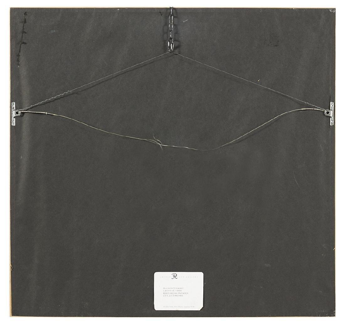Allison Stewart (American/Louisiana, b. 1941) - 3