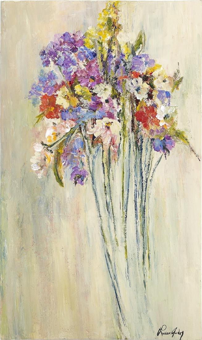 Louise Guidry (American/Louisiana, b. 1930)