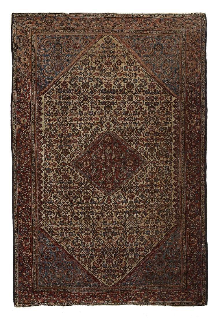 Semi-Antique Malayer Carpet