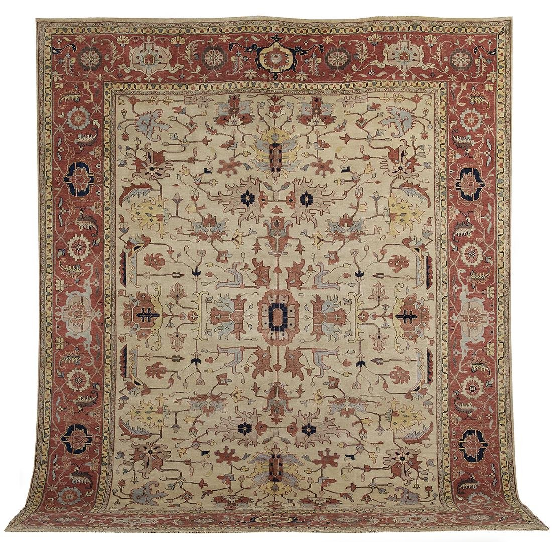 Agra Serapi Carpet
