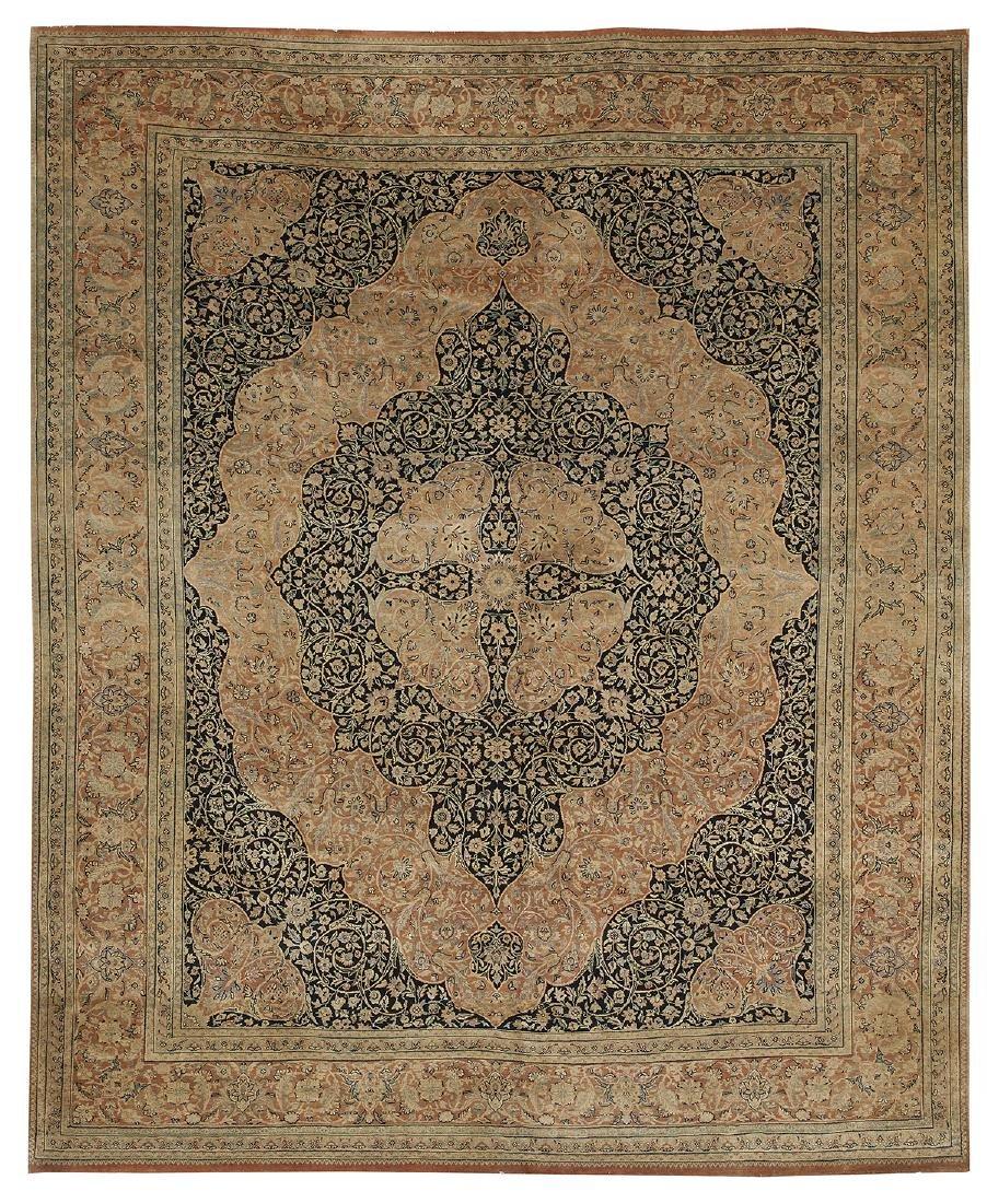 Laristan Farahan Sarouk Carpet