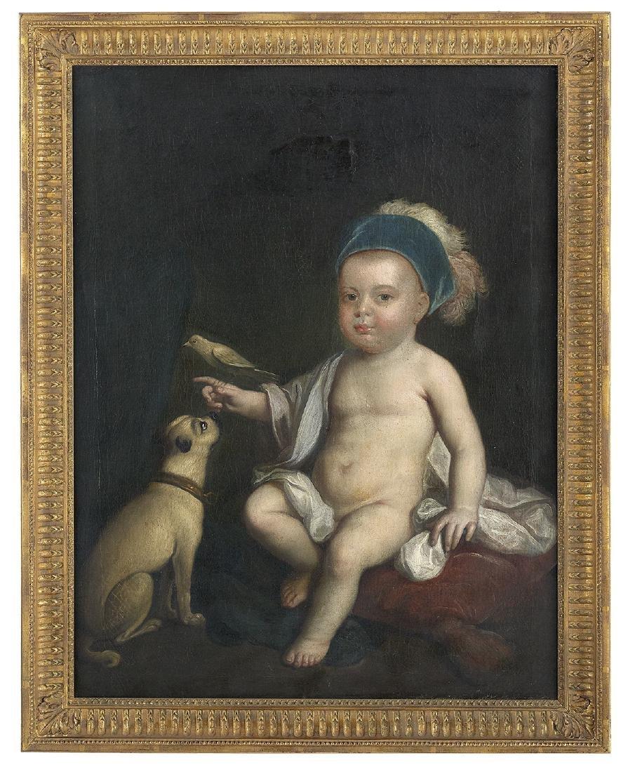 Attr. to Charles Bridges (UK/Virginia, 1672-1747)