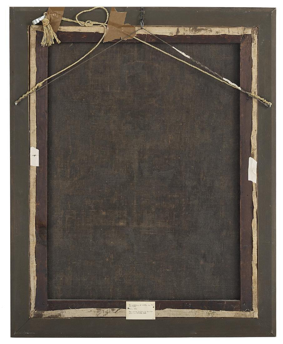 Attr. to Charles Bridges (UK/Virginia, 1672-1747) - 2