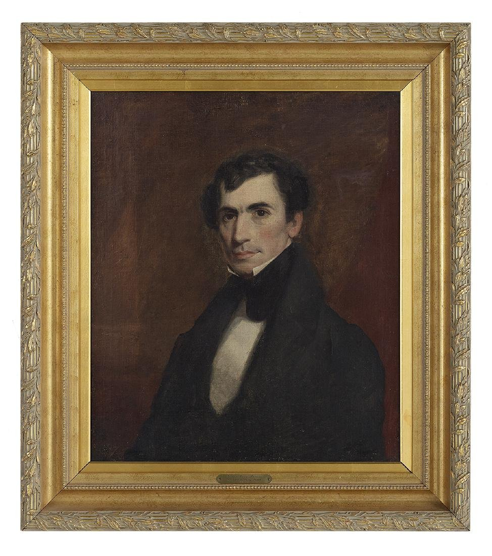 Attributed to Henry Inman (American, 1801-1846)