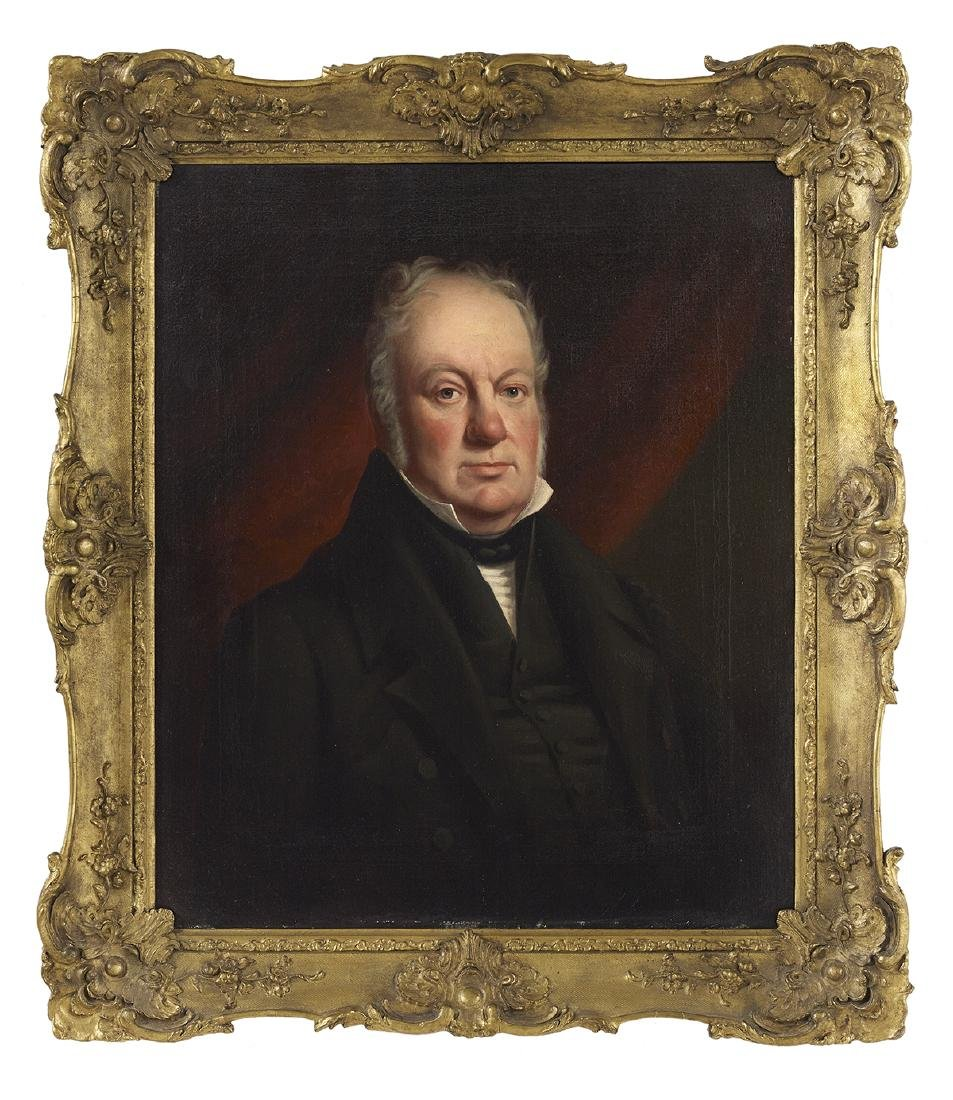 John Neagle (American/Philadelphia, 1796-1865)