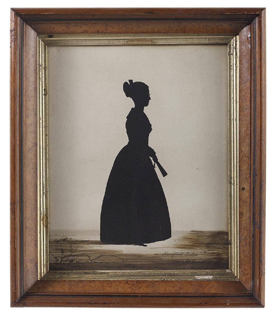 Auguste Edouart (French, 1789-1861) - 3