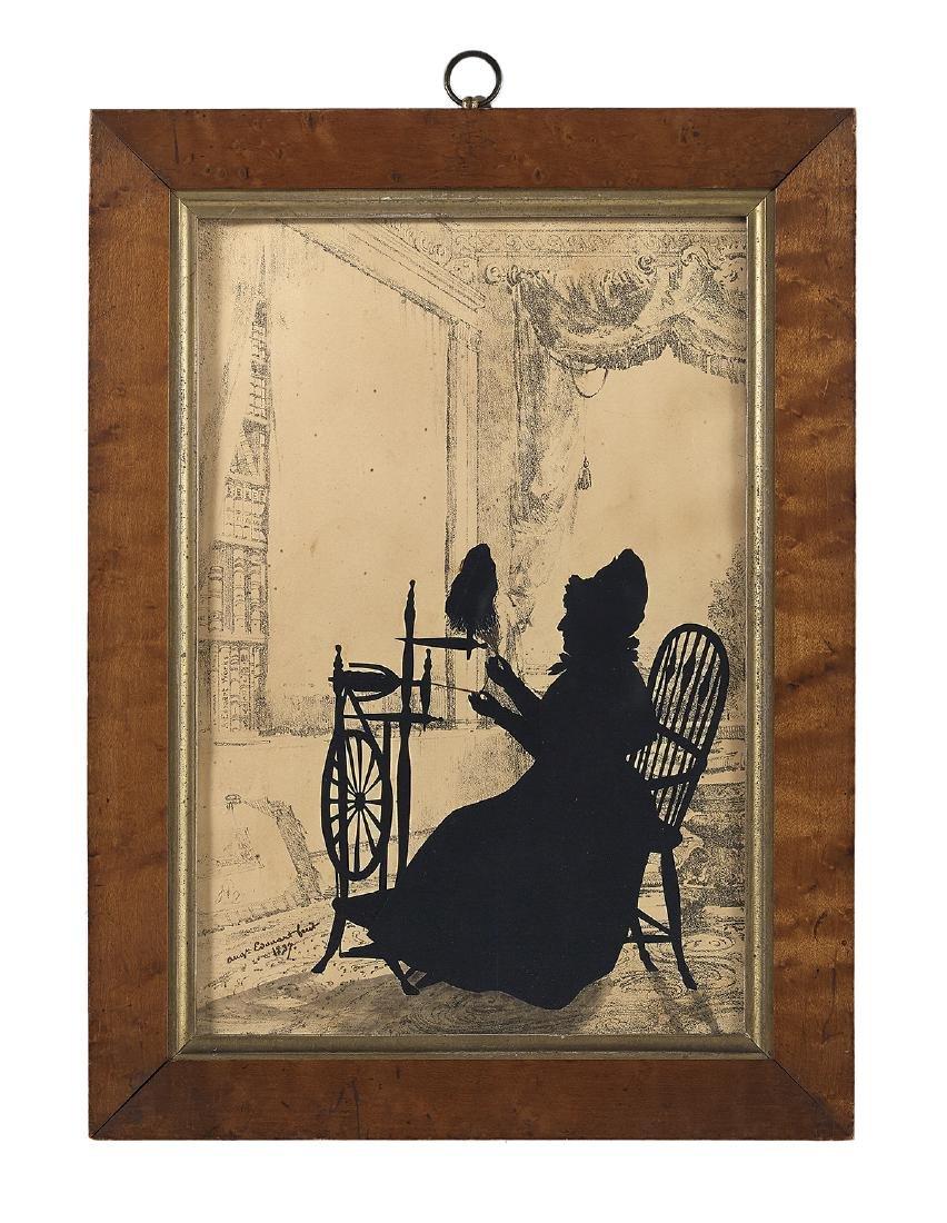 Auguste Edouart (French, 1789-1861)