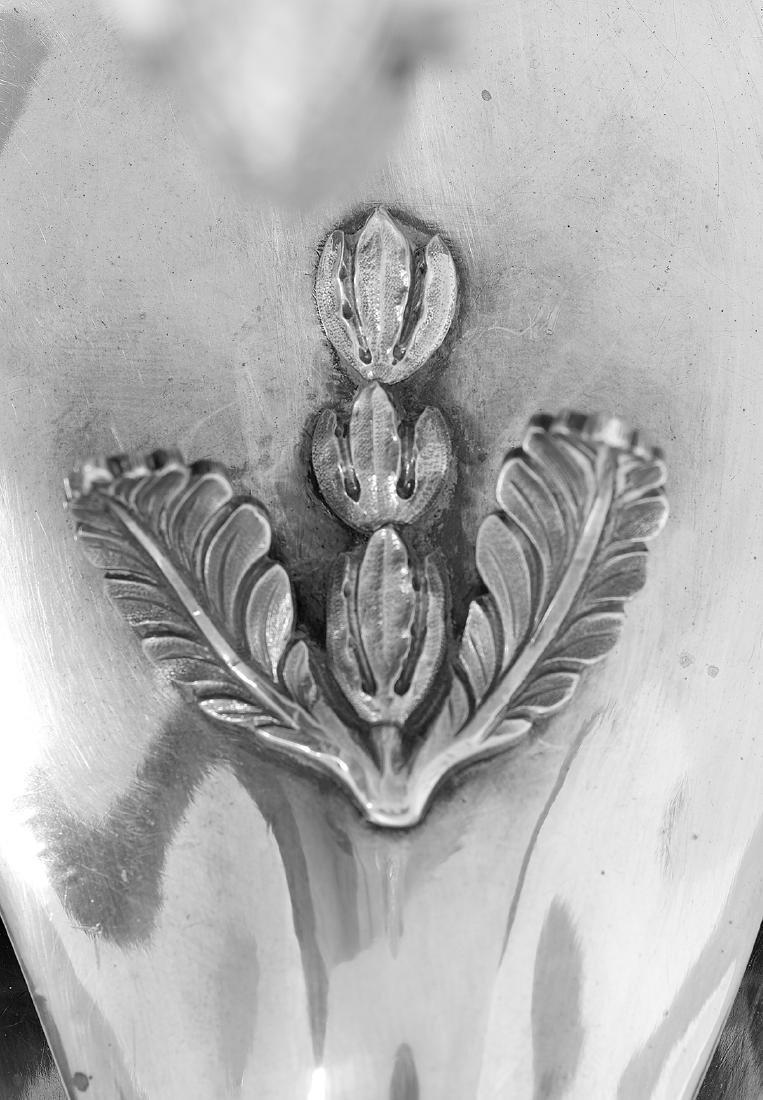 Fine Philadelphia Neoclassical Coin Silver Ewer - 5