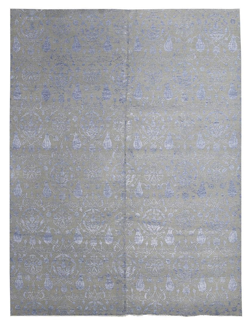 Laristan Floral Carpet