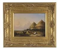 Cornelis van Leemputten (Belgian, 1841-1902)