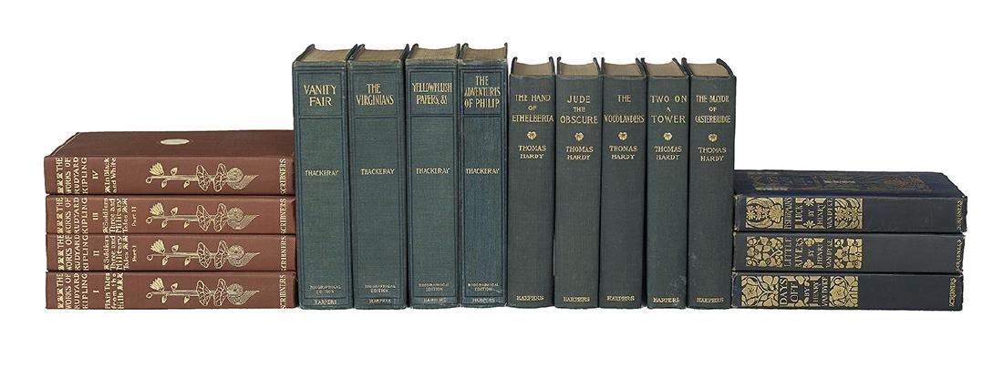 Seventy-Four Volumes of English Literature