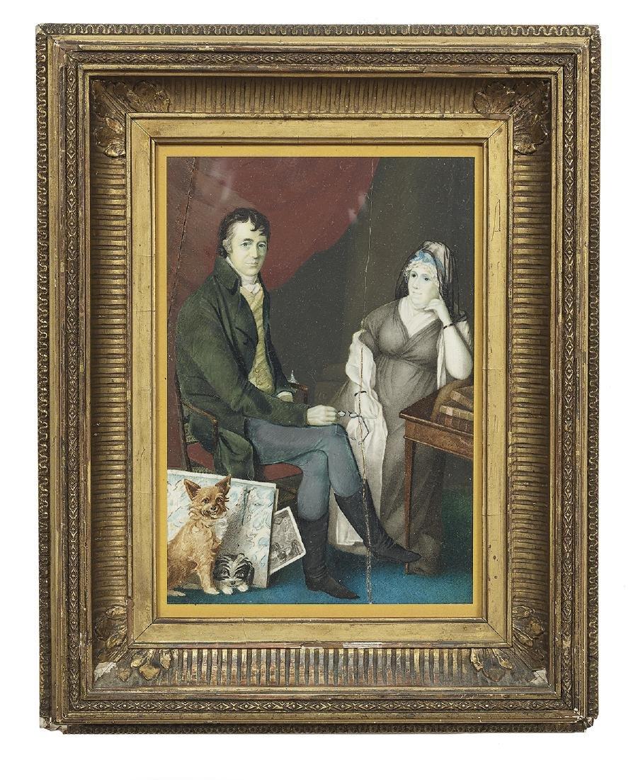 Attr. to Joshua Cristall (British, 1767-1847)