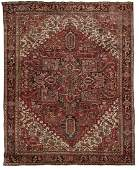 SemiAntique Persian Heriz Carpet
