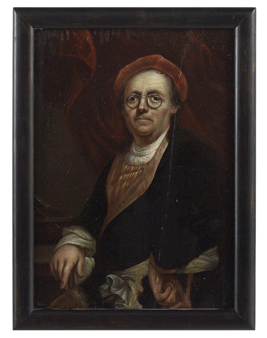 Johann Kupetzky, (Czech, 1667-1740)