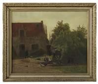 Jozef T. L. Geirnaert, (Belgian, 1791-1859)