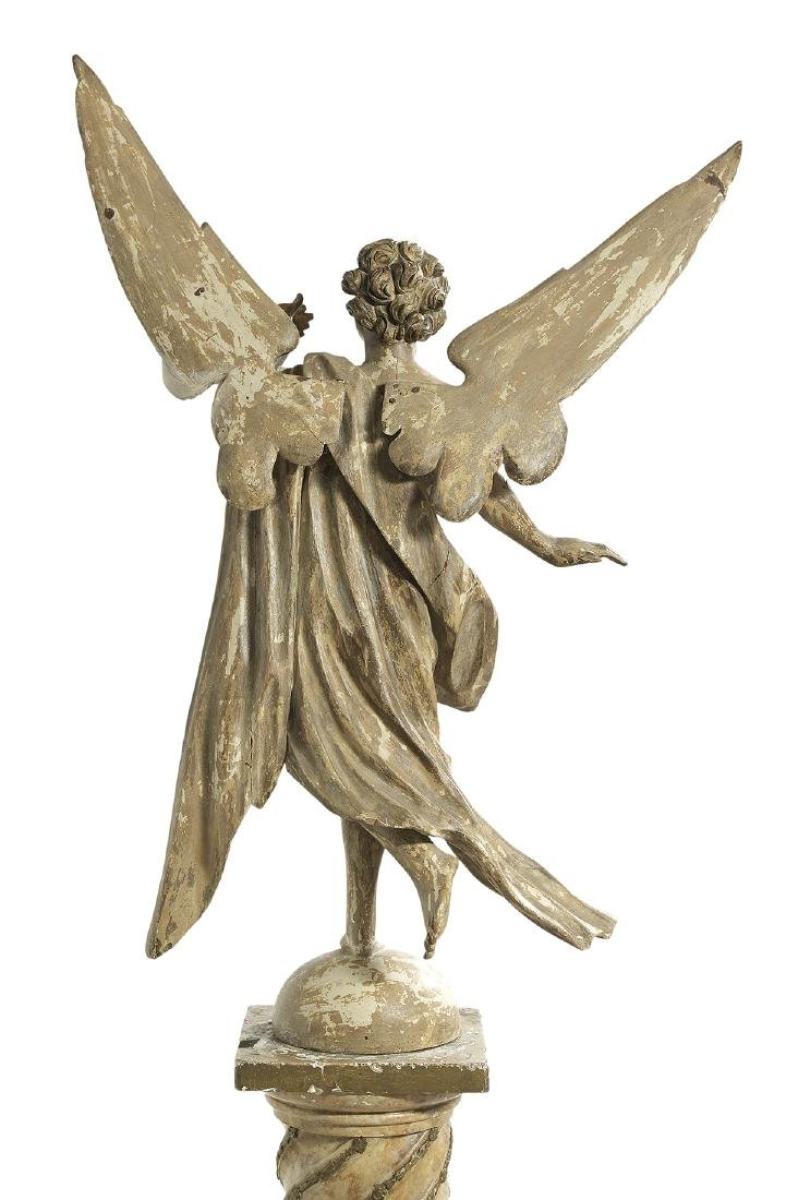 Continental Figure of the Angel Gabriel - 3