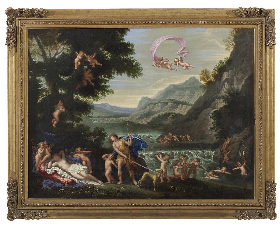 After Francesco Albani, (Italian, 1578-1660)