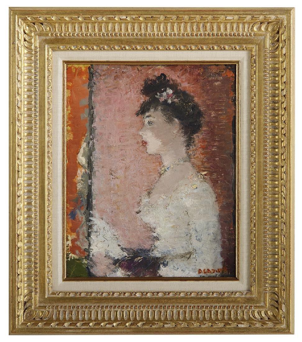 Dietz Edzard, (German/Paris, 1893-1963)