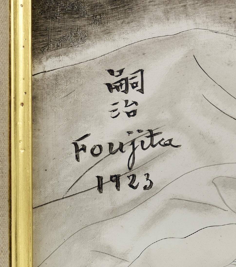 Leonard Tsuguharu Foujita, (Japanese, 1886-1968) - 3