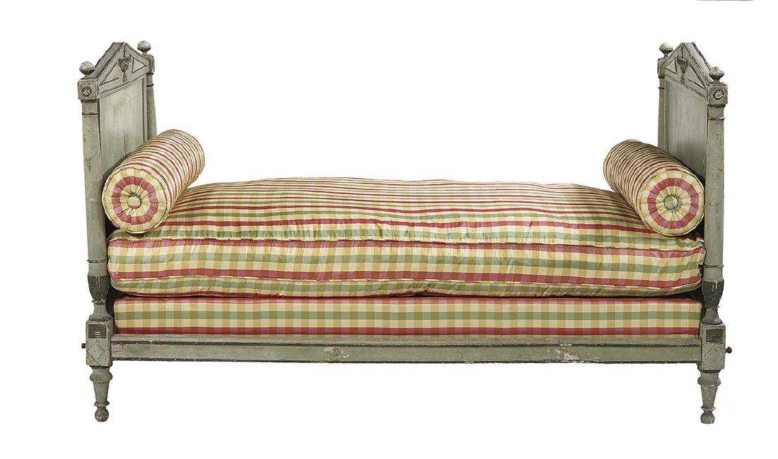 Directoire Polychrome Daybed