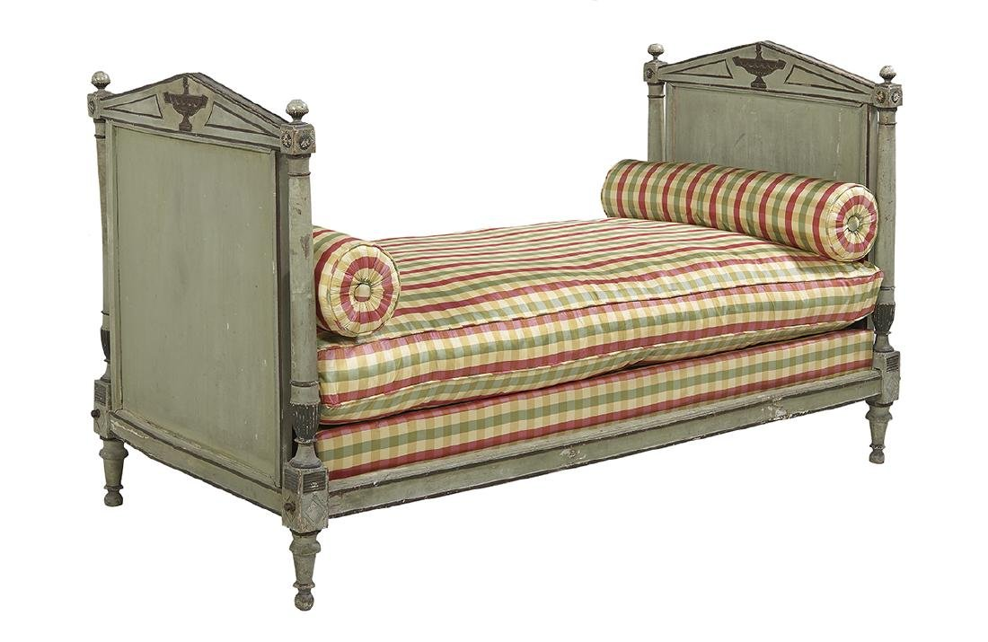 Directoire Polychrome Daybed - 2