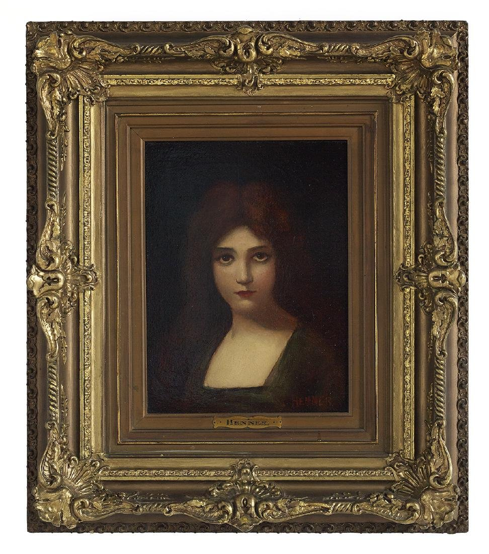 Jean-Jacques Henner, (French, 1829-1905)
