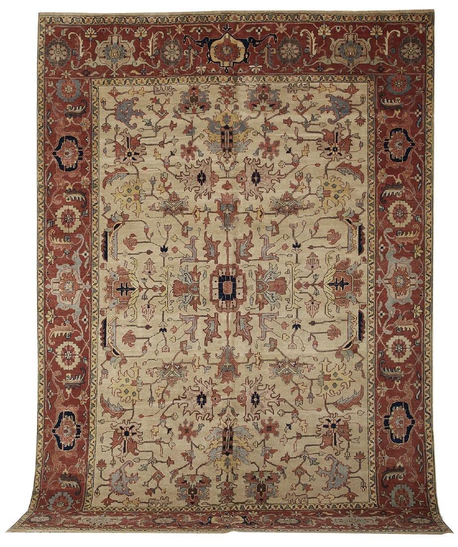 Agra Serapi Carpet
