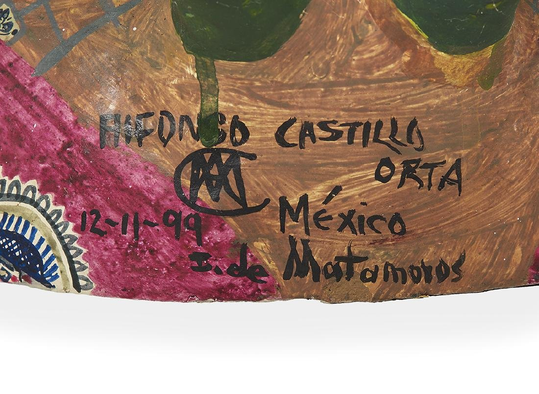 Alfonso Castillo Orta, (Mexican, 1944-2009) - 3