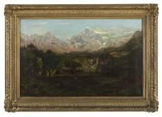 After Albert Bierstadt GermanUS 18301902