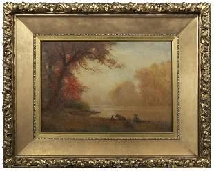 Albert Bierstadt, (German/American, 1830-1902)