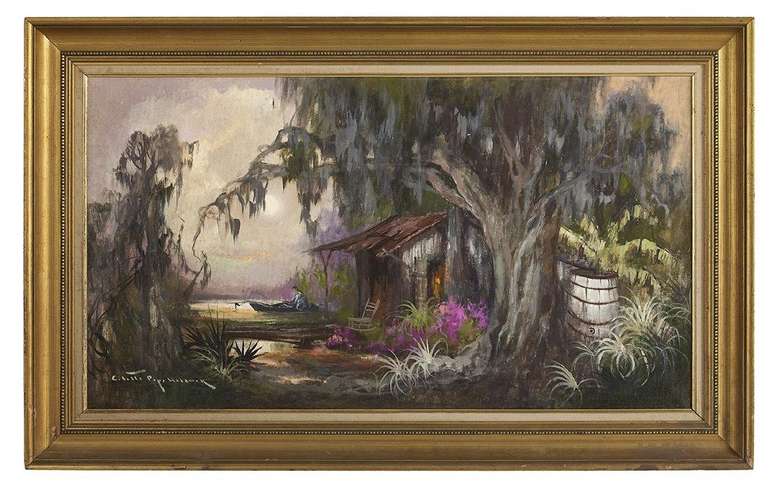 Colette Pope Heldner, (US/New Orleans, 1902-1990)