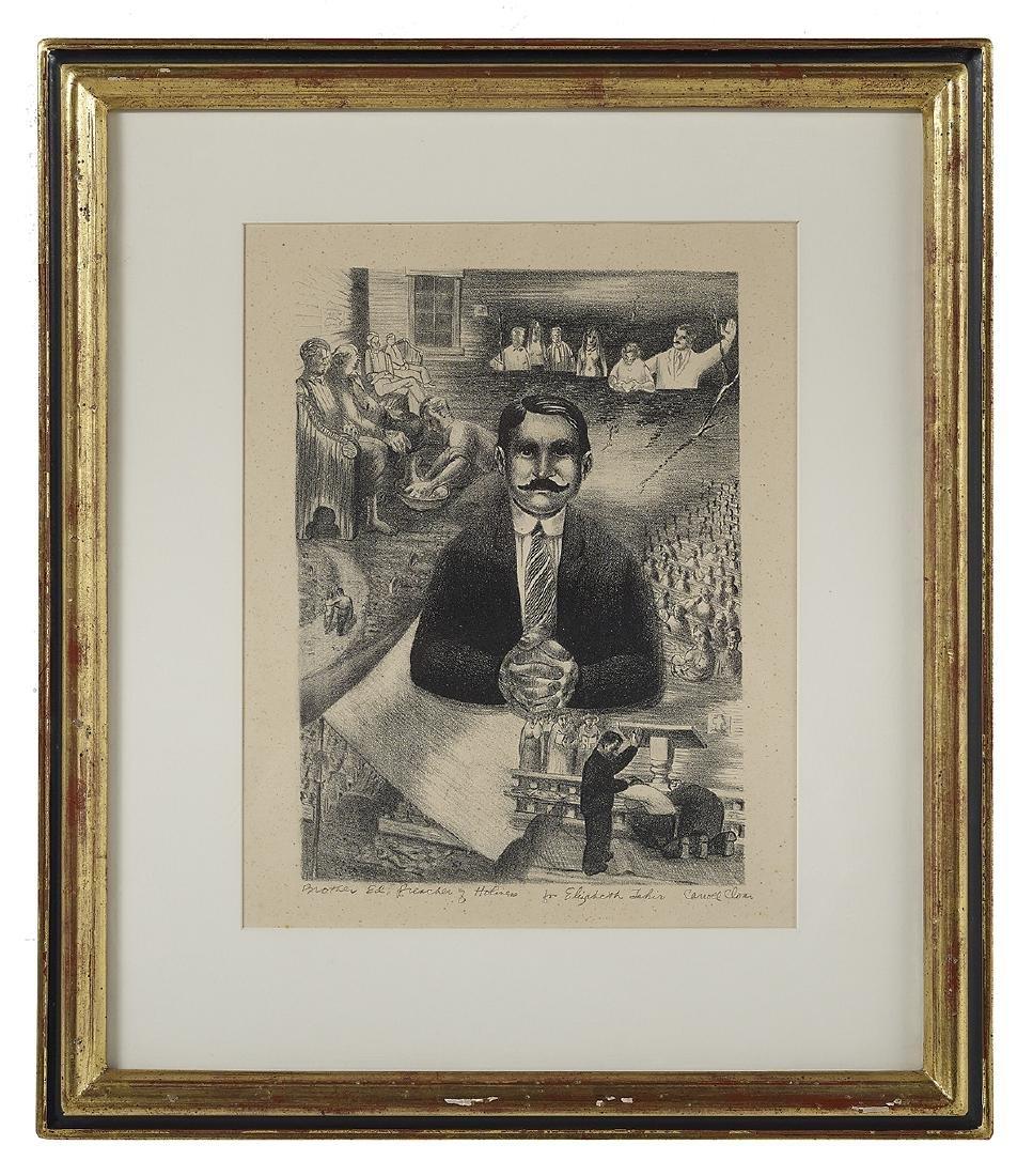 Carroll Cloar, (American/Arkansas, 1913-1993)