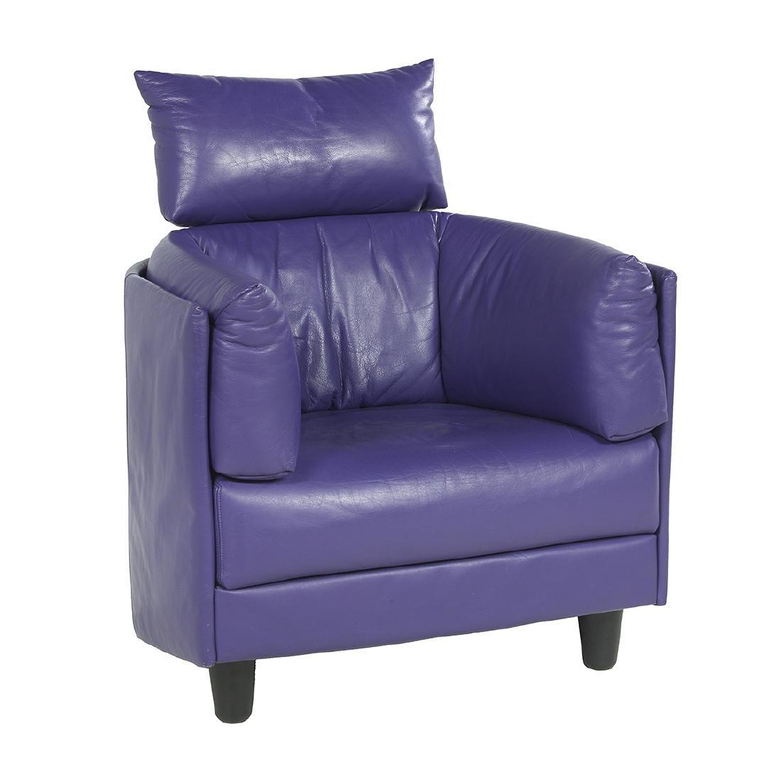 Vintage Ligne Roset Barrel-Back Chair