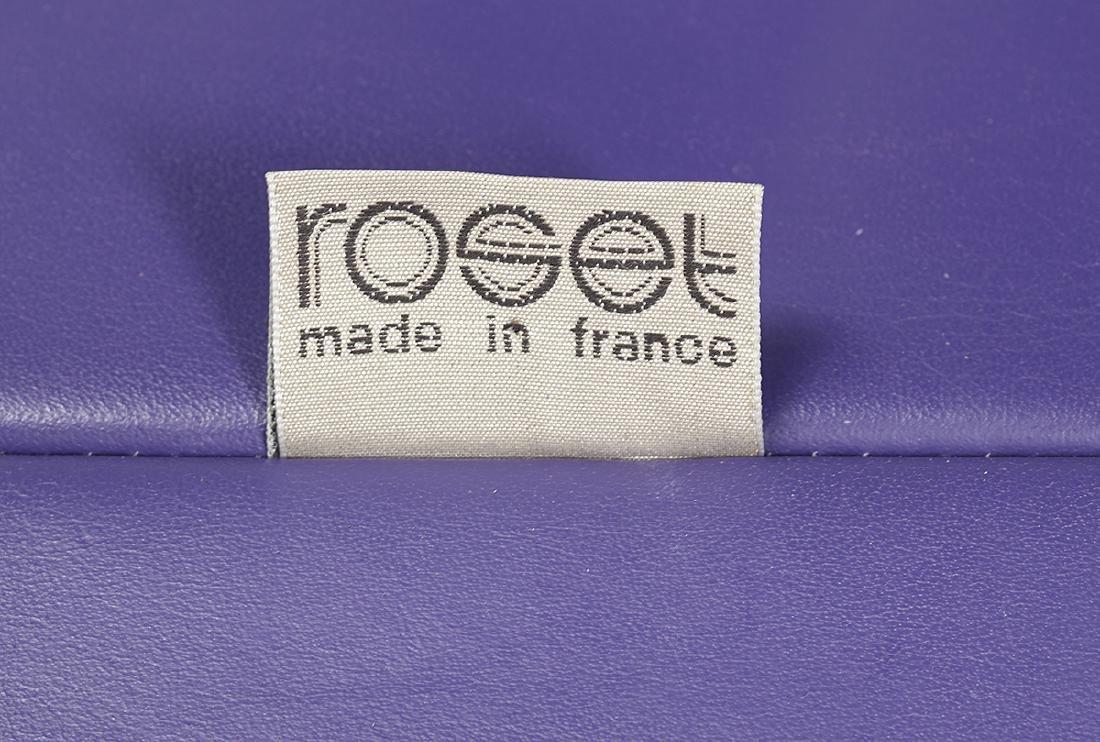 Vintage Ligne Roset Barrel-Back Chair - 3
