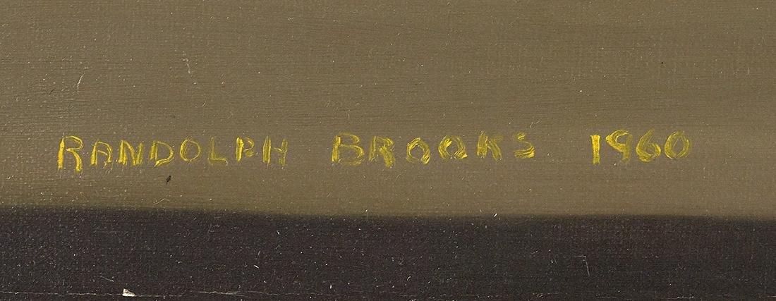 Randolph Brooks, (American, mid 20th c.) - 2