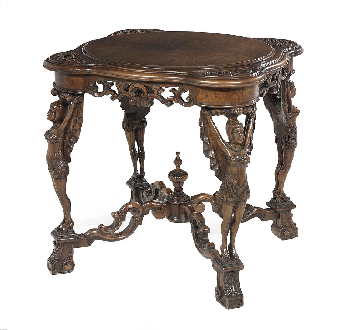 American Late Victorian Occasional Table