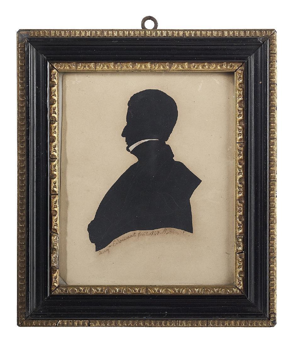Auguste Edouart, (French, 1789-1861) - 2