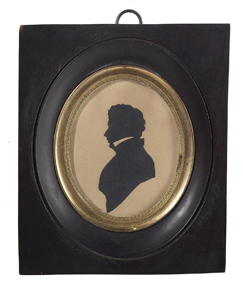 Auguste Edouart, (French, 1789-1861) - 5