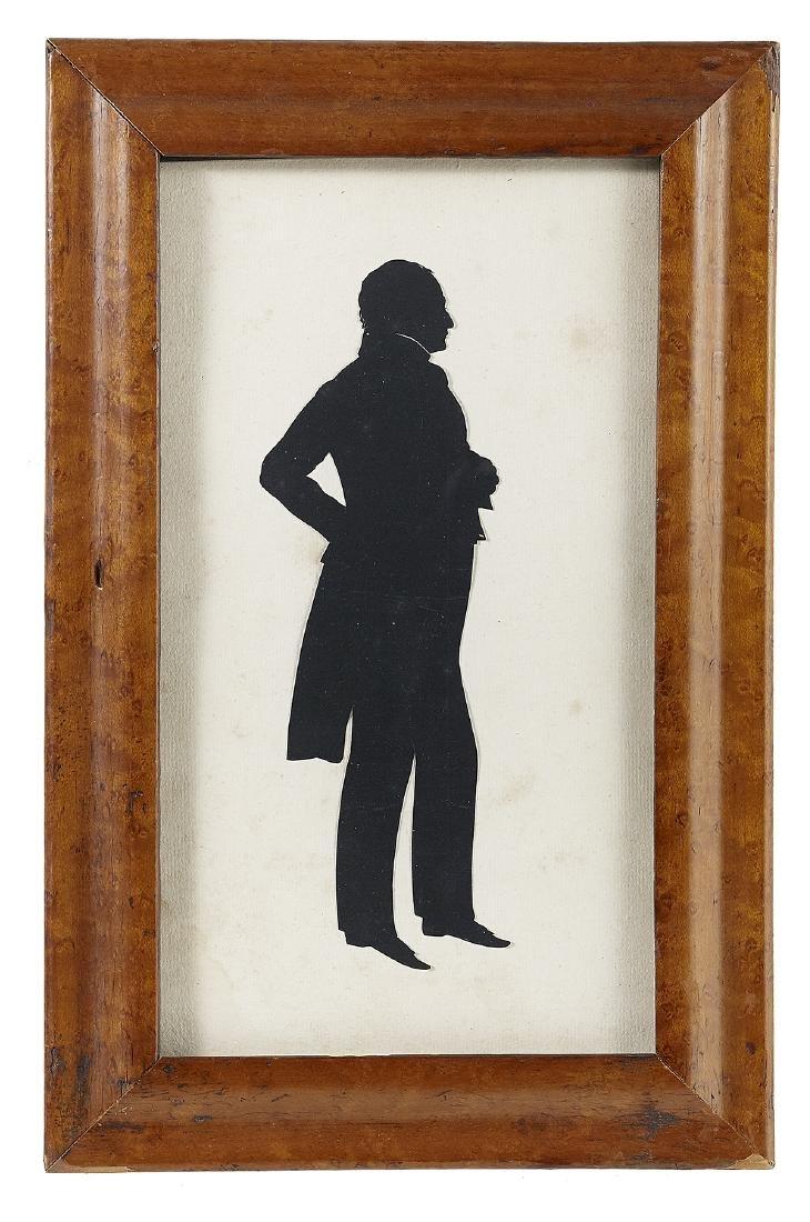 Auguste Edouart, (French, 1789-1861) - 3