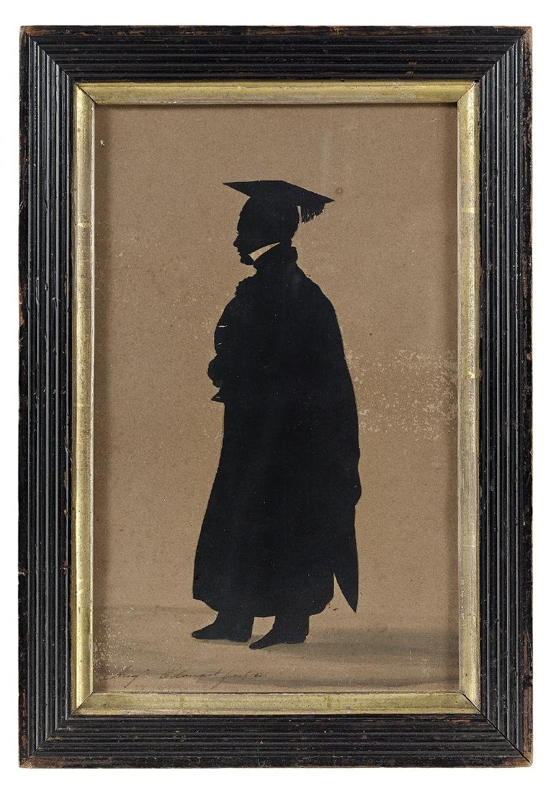 Auguste Edouart, (French, 1789-1861) - 4