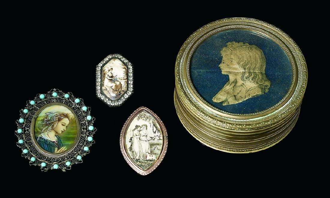 Four European Miniatures