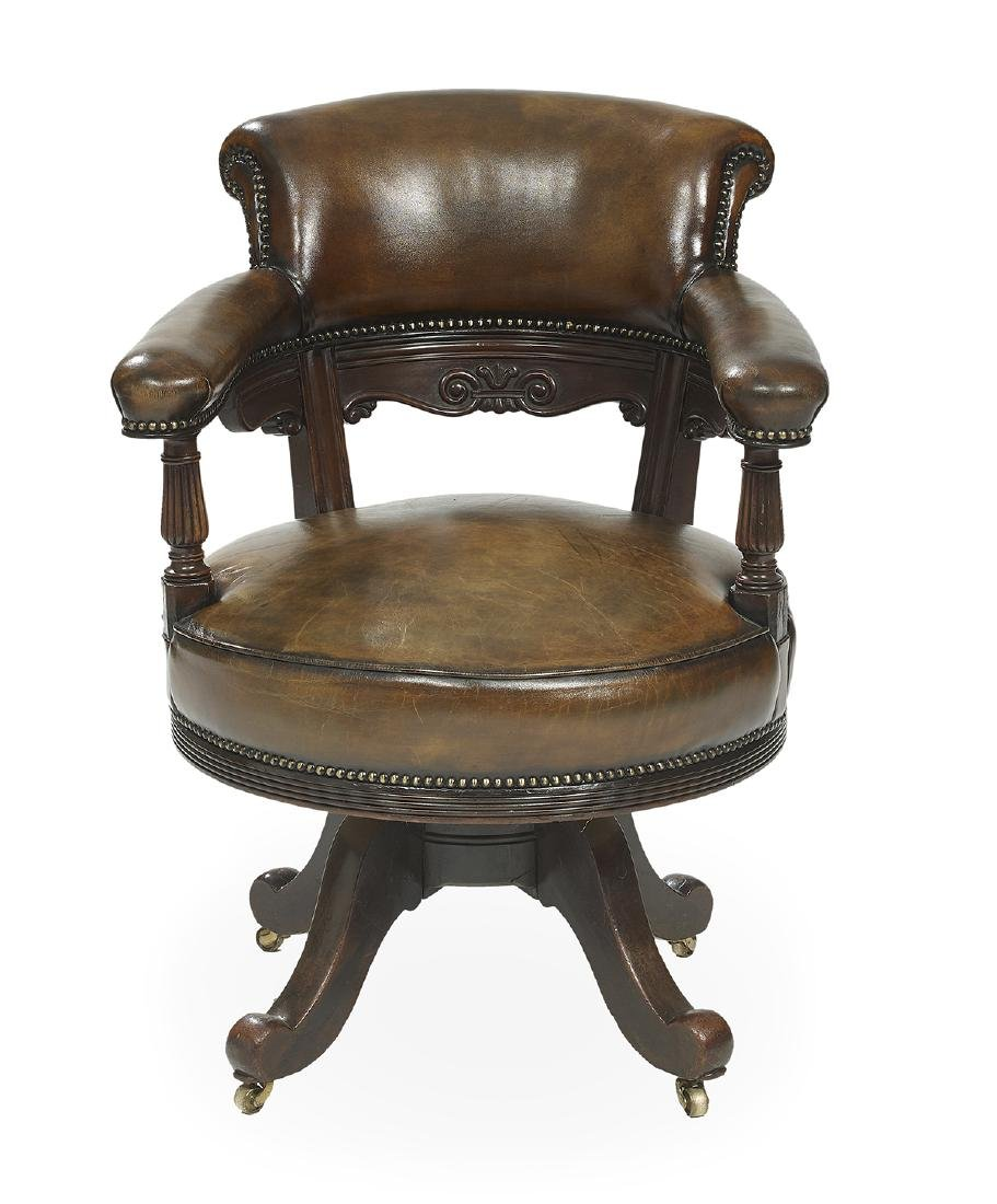 William IV-Style Office Chair