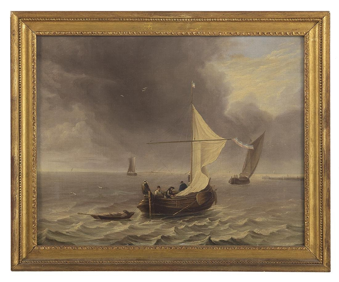 Aft. Vander Capella, (UK, fl. Early 19th Century)