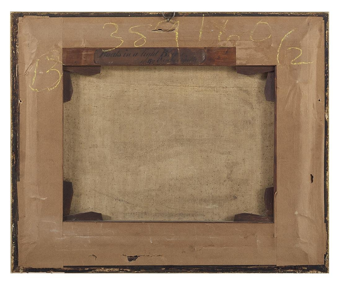 Aft. Vander Capella, (UK, fl. Early 19th Century) - 2